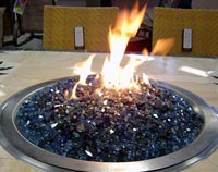 Gas Fire Pit that can be installed by Lake Oswego OR gas piping in Northwest Oregon